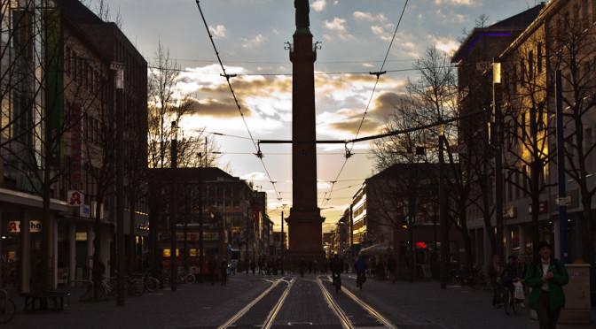Darmstadt Innenstadt